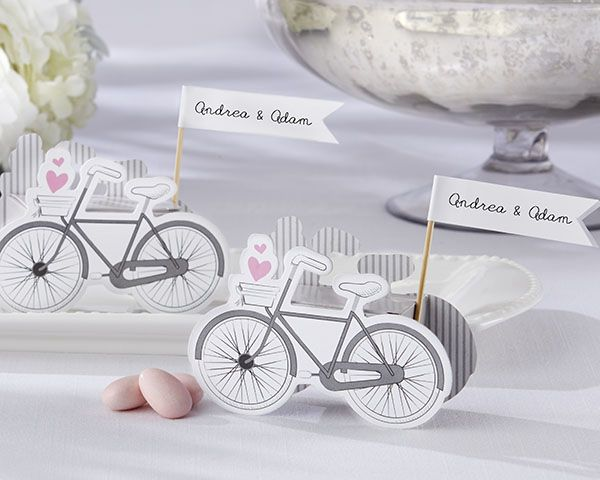 Vintage-inspired Bicycle Favor Box (Set of 24) - Wholesale Favors