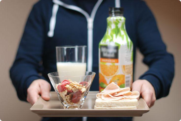 Empecemos a cuidarnos desde el desayuno. Os proponemos 7 desayunos light para vuestra dieta hipocalórica.