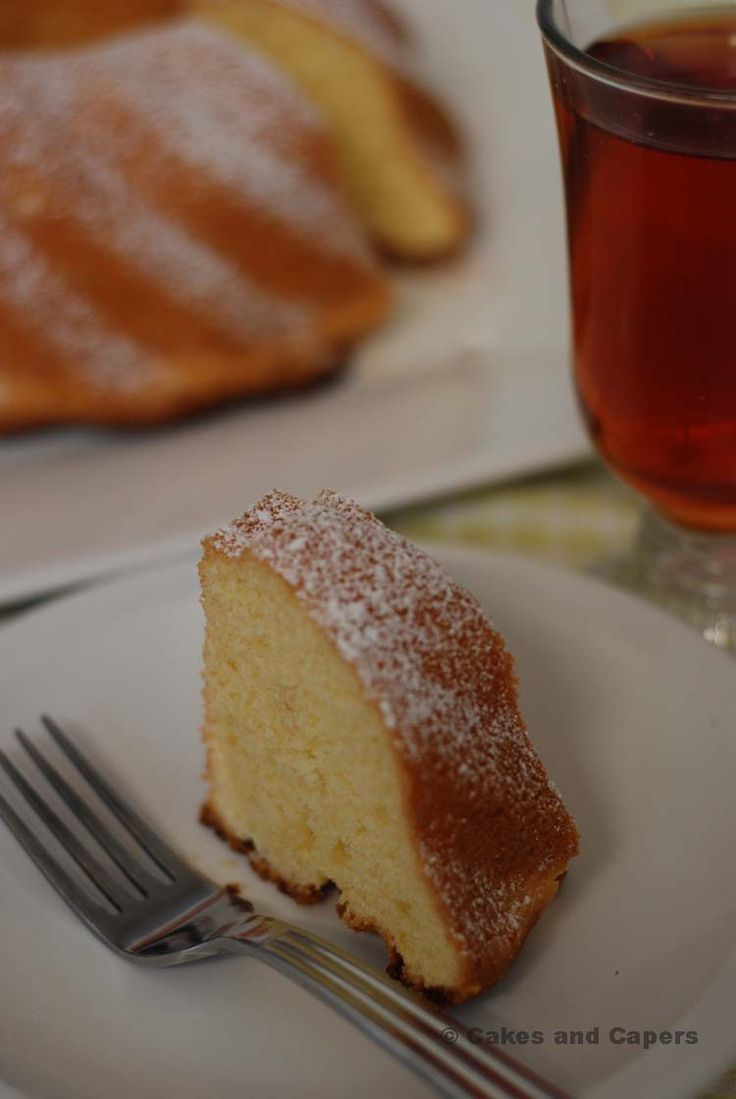 Most Perfect Butter Cake