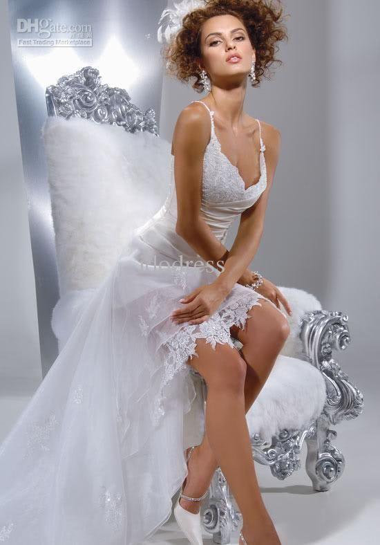 Best Hairstyle For V Neck Wedding Dress : 23 best images about bridal avant garde on pinterest