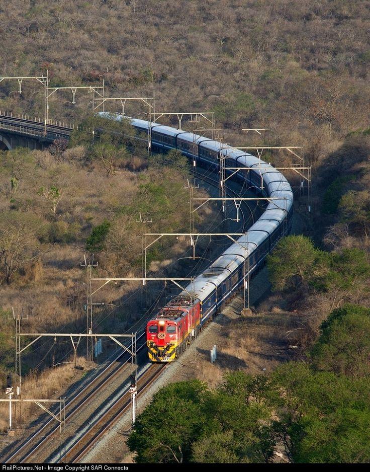 RailPictures.Net Photo: 18-802 / 18-807 Transnet Freight Rail Class 18E (Electric) at Pietermaritzburg - KwaZulu Natal, South Africa by SAR Connecta