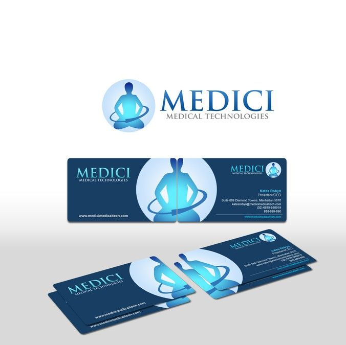 Help us design our first-ever logo for Medici Medical Technologies by katesrobyn