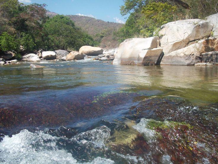 Balneario La Mina, Resguardo Indigena Kankuamo,  Provincia Hostal Valledupar