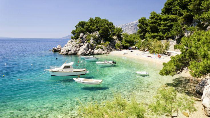 #brela #croatia #dalmatia #beach #beastbeaches