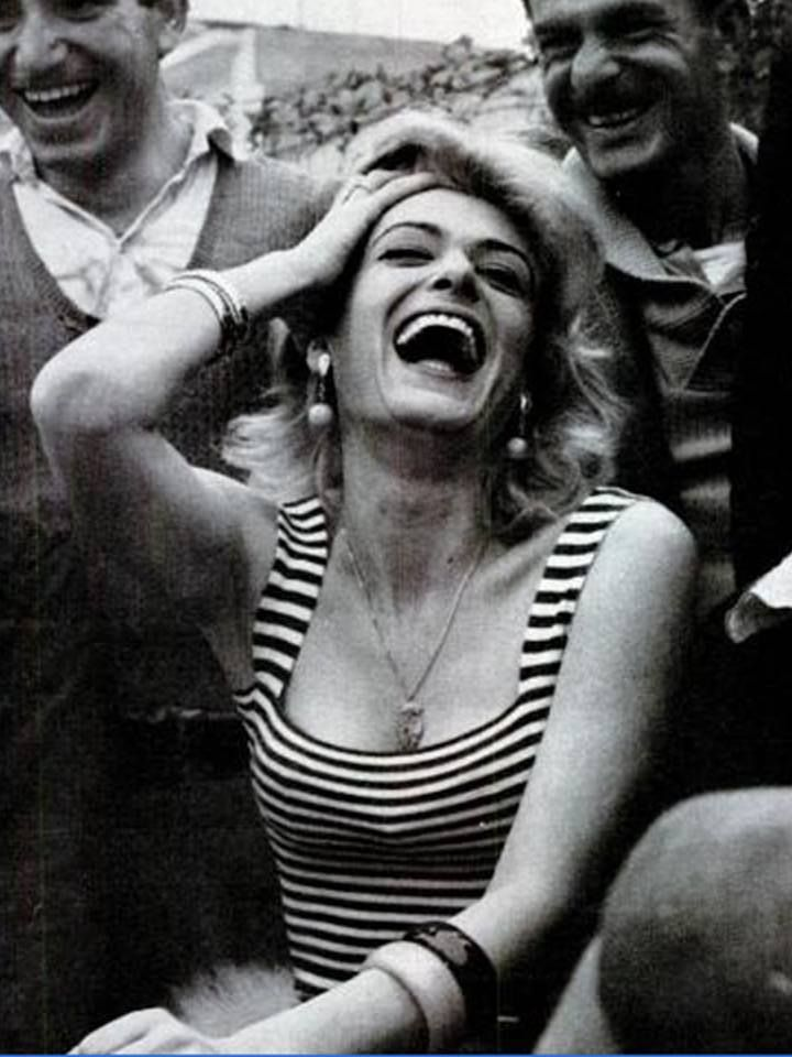 "Melina Mercouri in ""Never on Sunday"" (Ποτέ την Κυριακή) 1960"
