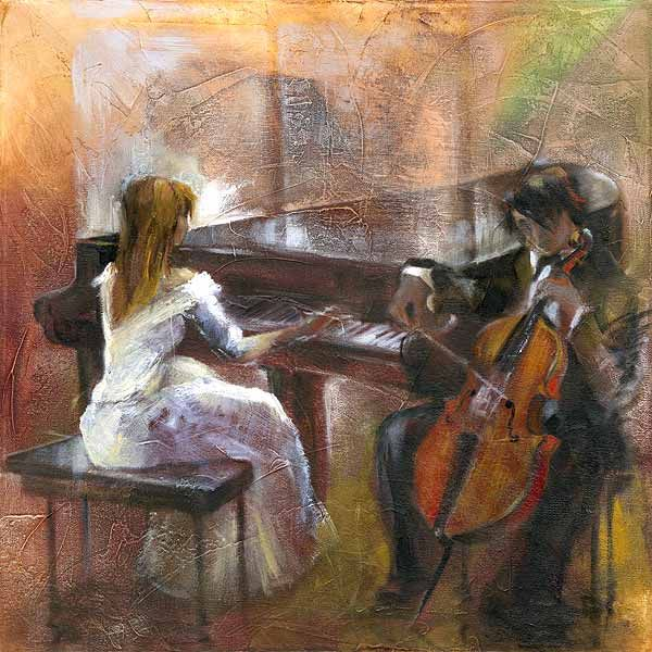 Lena Sotskova: Music Room