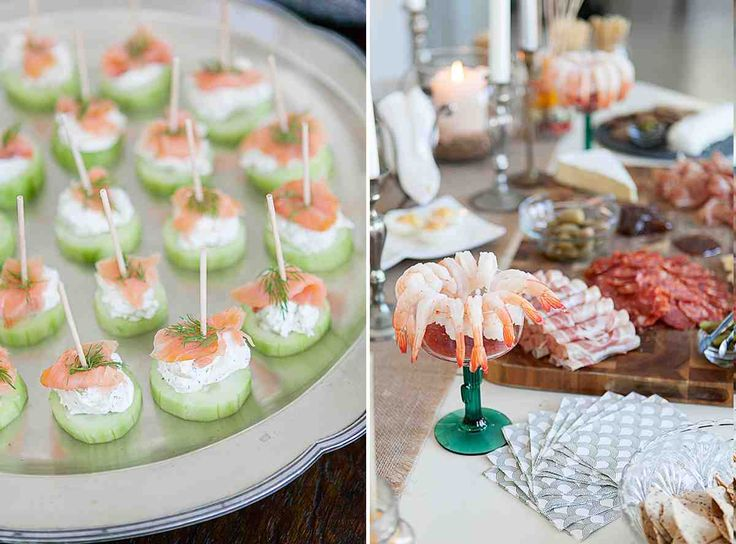 New Years Eve Finger Food Ideas
