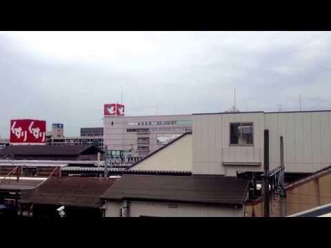 近江鉄道近江八幡駅