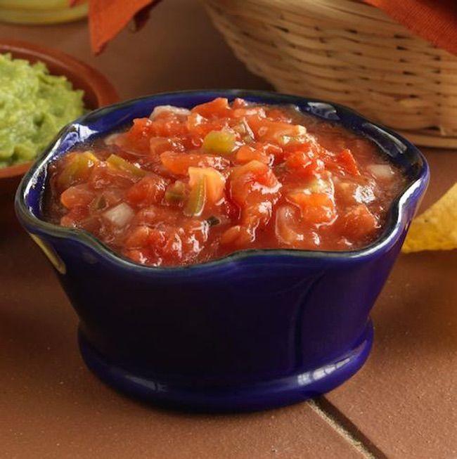 Salsa Baja is listed (or ranked) 2 on the list Baja Fresh Recipes