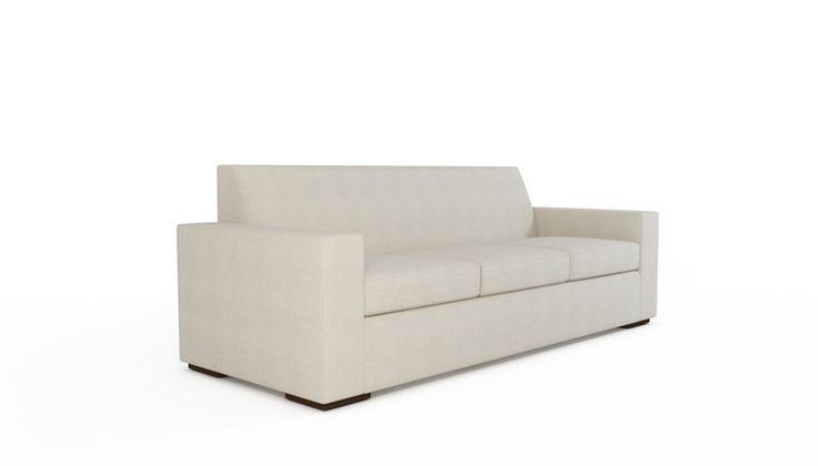 The Studio Sofa - Mid-Century / Modern Contemporary Organic Traditional Transitional Sofas - Dering Hall