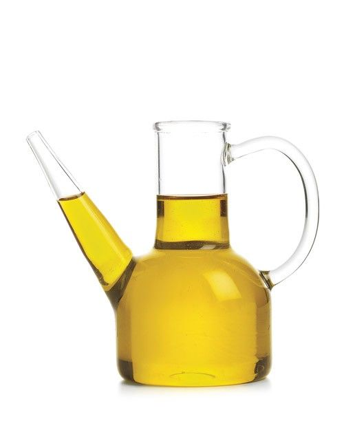 """Extra-virgin olive oil, made from the first pressing of olives after harvest, has a bright, fruity taste. Neither heat nor chemicals are used to extract the oil, so it is at its freshest and most healthful. Virgin olive oil is also extracted without heat or chemicals but is more acidic than extra-virgin and may not be from the first pressing. Bottles labeled """"olive oil"""" or """"pure olive oil"""" typically contain blends from second or third pressings, with virgin or extra-virgin oil added for…"""