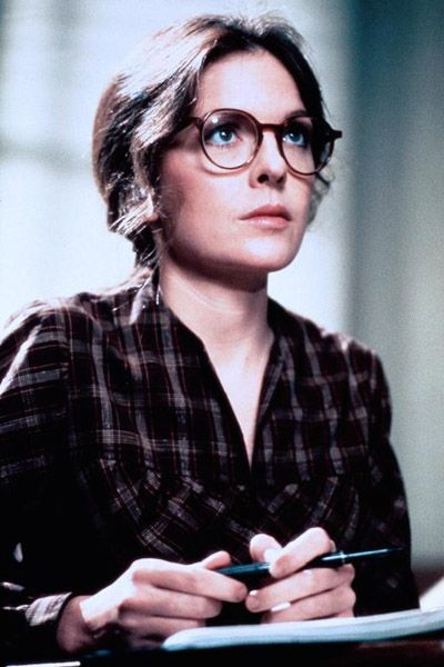 Diane KEATON (b. 1946) [] Notable Films: Annie Hall (1977); The Godfather Trilogy (1972, 1974, 1990); Play It Again, Sam (1972); Sleeper (1973); Love and Death (1975); Looking for Mr. Goodbar (1977); Manhattan (1979); Reds (1981); Baby Boom (1987); Manhattan Murder Mystery (1993); Father of the Bride 2 (1995); Marvin's Room (1996); The First Wives Club (1996); Town & Country (2001); Something's Gotta Give (2003)
