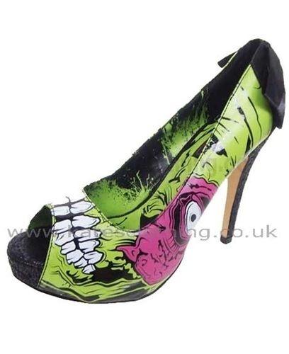 Iron Fist Shoes (a favourite repin of VIP Fashion Australia www.vipfashionaustralia.com )