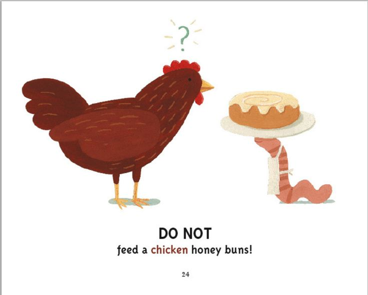 #Pre-K Teachers: Our free Read to Feed Curriculum includes Paige McBrier's picture book The Chicken and the Worm. It's pretty delightful!