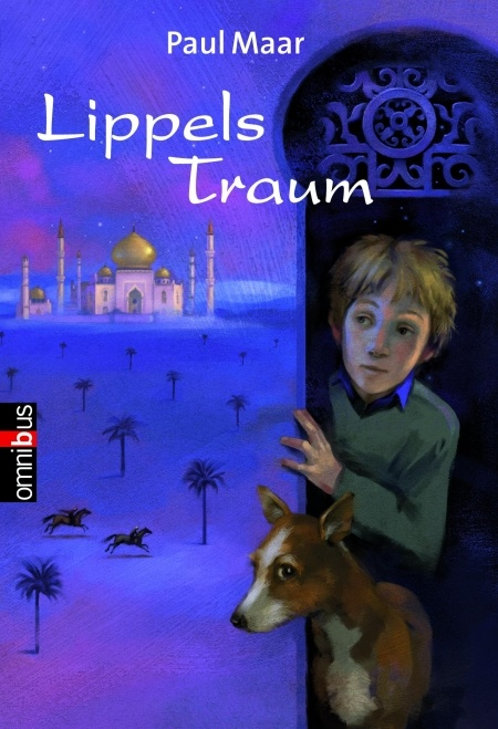 Lippel's Dream was one of my favourite book as a kid. A vivid dreamer that has a continuing dream night after night? And with every night the dreams become more mixed with reality? I'm game!
