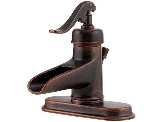 Antique Water Pump Faucet Center Set Faucets Gt Vintage