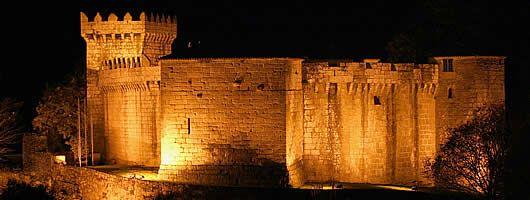 castillo de vimianzo emblema de nuestro pueblo