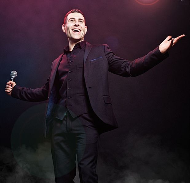 Lee Nelson Announces Suited and Booted Tour 2015, throughout April and May. Tickets go on general Sale 10am Friday 5th September.