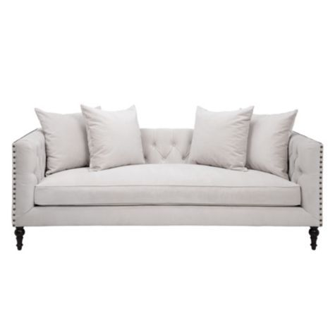 Roberto Sofa From Z Gallerie Reviewer Said Super Comfy