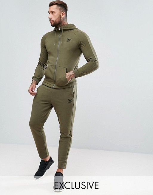 Discover Fashion Online | Tracksuit set, Tracksuit, Skinny fit