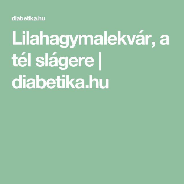 Lilahagymalekvár, a tél slágere | diabetika.hu
