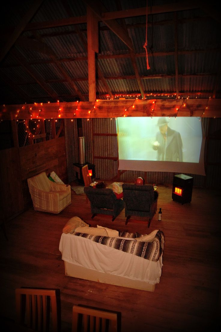 Woolshed Theatre to enjoy at your leisure.