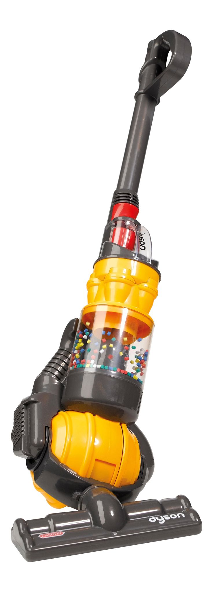 Amazon.com: Toy Vacuum- Dyson Ball Vacuum With Real Suction and Sounds: Toys & Games