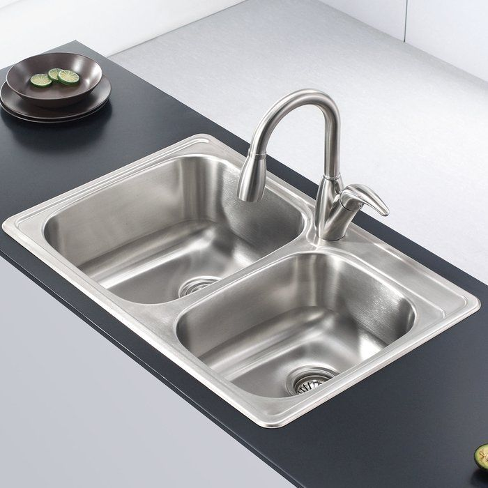 Tips In Selecting The Right Kitchen Sink In 2020 Drop In Kitchen Sink Steel Kitchen Sink Replacing Kitchen Countertops