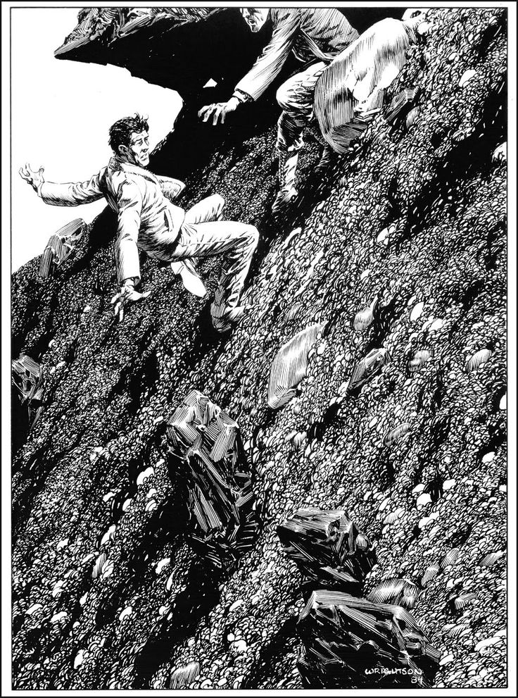 Berni Wrightson Illust...