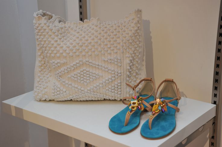 Color Your Summer - Bag & Sandals SS16
