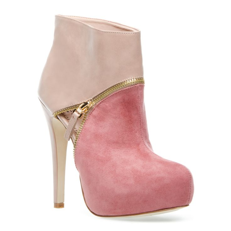 These ankle boots are no less than AMAZING!  Women's spring fashion footwear boots.