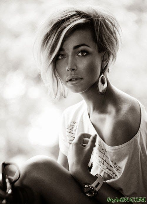 Images Hairstyles For Short Hair 2014