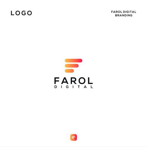 Farol Digital - Amazing logo for a new Software House FAROL (LIGHTHOUSE) DIGITAL is a software development agency focused on app and web development, artificial intellig...