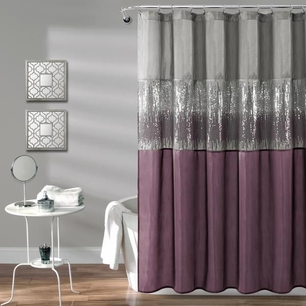 Night Sky Shower Curtain Cortinas De Bano Rieles Cortinas