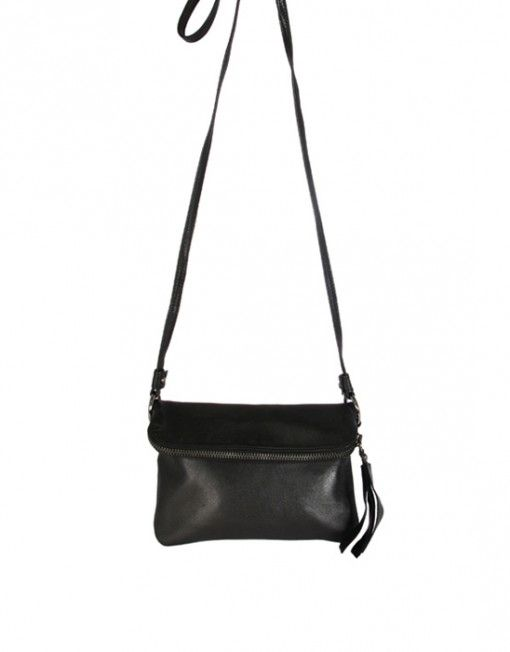 LUMI Stella Pouch bag black