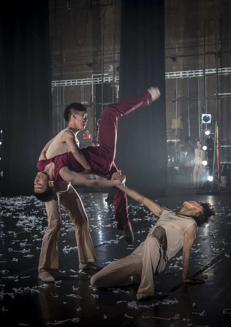 Beijing Dance Theater - Espectáculos Extraordinarios. Foto Patricio Melo