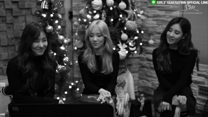 """Surprise release of Girls' Generation-TTS's """"Winter Story"""" Live Acoustic Version video!! Check it out now:)  *Girls' Generation-TTS_겨울을 닮은 너(Winter Story)_Live Acoustic Version  https://youtu.be/bER36W9VG-A"""