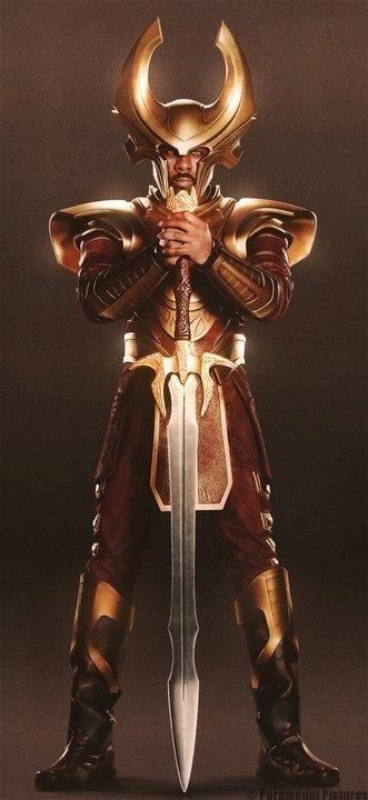 "Actor, Idris Elba as ""Heimdall"" (Film: 'Thor 2')"