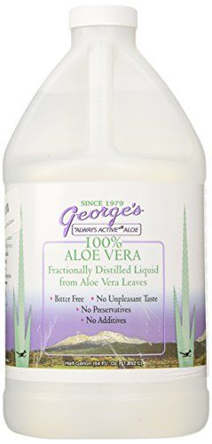 George's Aloe Vera Supplement, 64 Fluid Ounce - http://alternative-health.kindle-free-books.com/georges-aloe-vera-supplement-64-fluid-ounce/