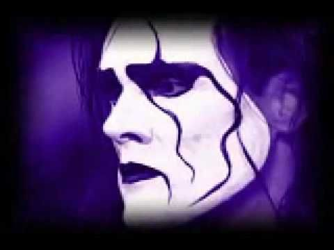 Photo of Sting for fans of Sting WCW.