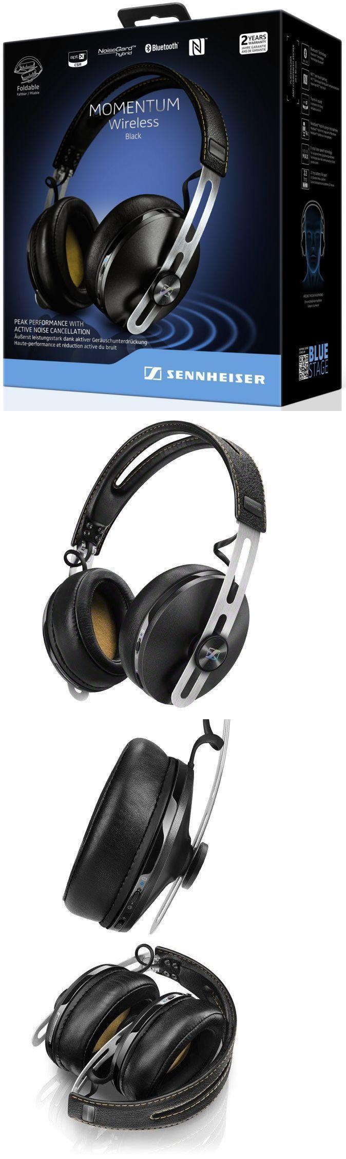 Headphones: Sennheiser Momentum 2.0 M2 Aebt Bluetooth Wireless Headphones Full 2-Yr Warranty -> BUY IT NOW ONLY: $269 on eBay!