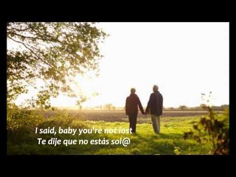 Lost - Michael Bublé - Lyrics & subtitulos - YouTube