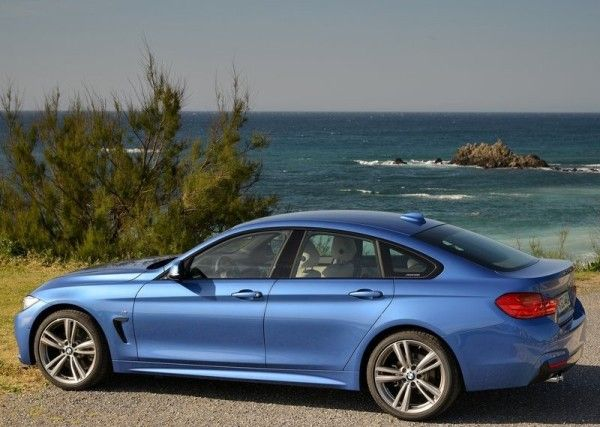 2015 BMW 428i Gran Coupe M Sport Side View 600x427 2015 BMW 428i Gran Coupe M Sport Full Review, Features and Quality