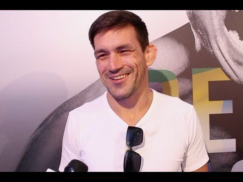 MMA Demian Maia remains positive despite again missing title shot ahead of UFC 211