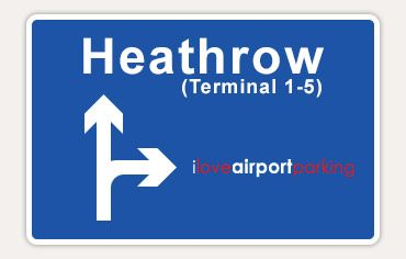 I Love Airport Parking - London Heathrow Airport