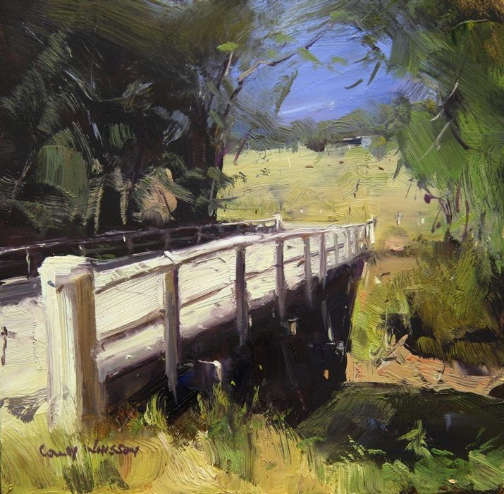 Colley Whisson Paintings Prices