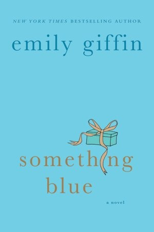 Emily Giffin.. Something Blue.  I think that this one is better than the first. Amazing books!