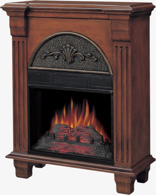 Retro Hand Painted Fireplace Electric Fireplace Classic Fireplace Fireplace