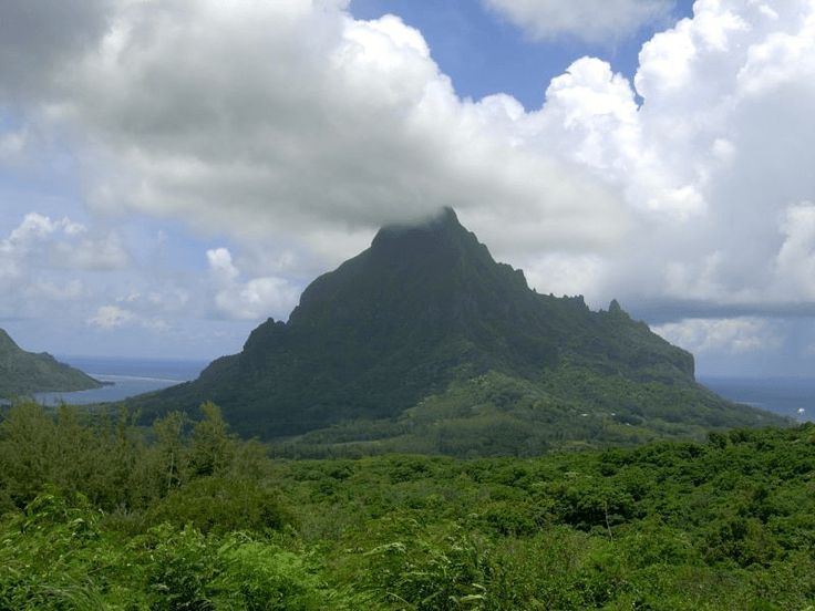 Moorea mágica, la isla hermana de Tahití