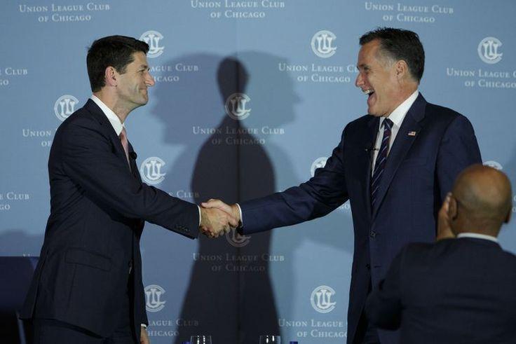 Paul Ryan isn't running for president. He's after something even bigger. - Vox